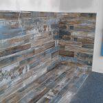 Badkamer Urban wood